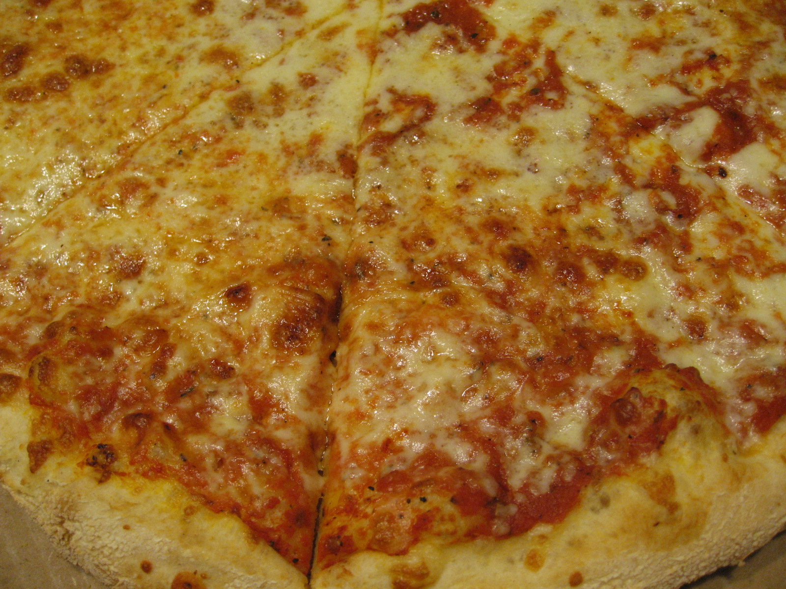 Pizza Close-up